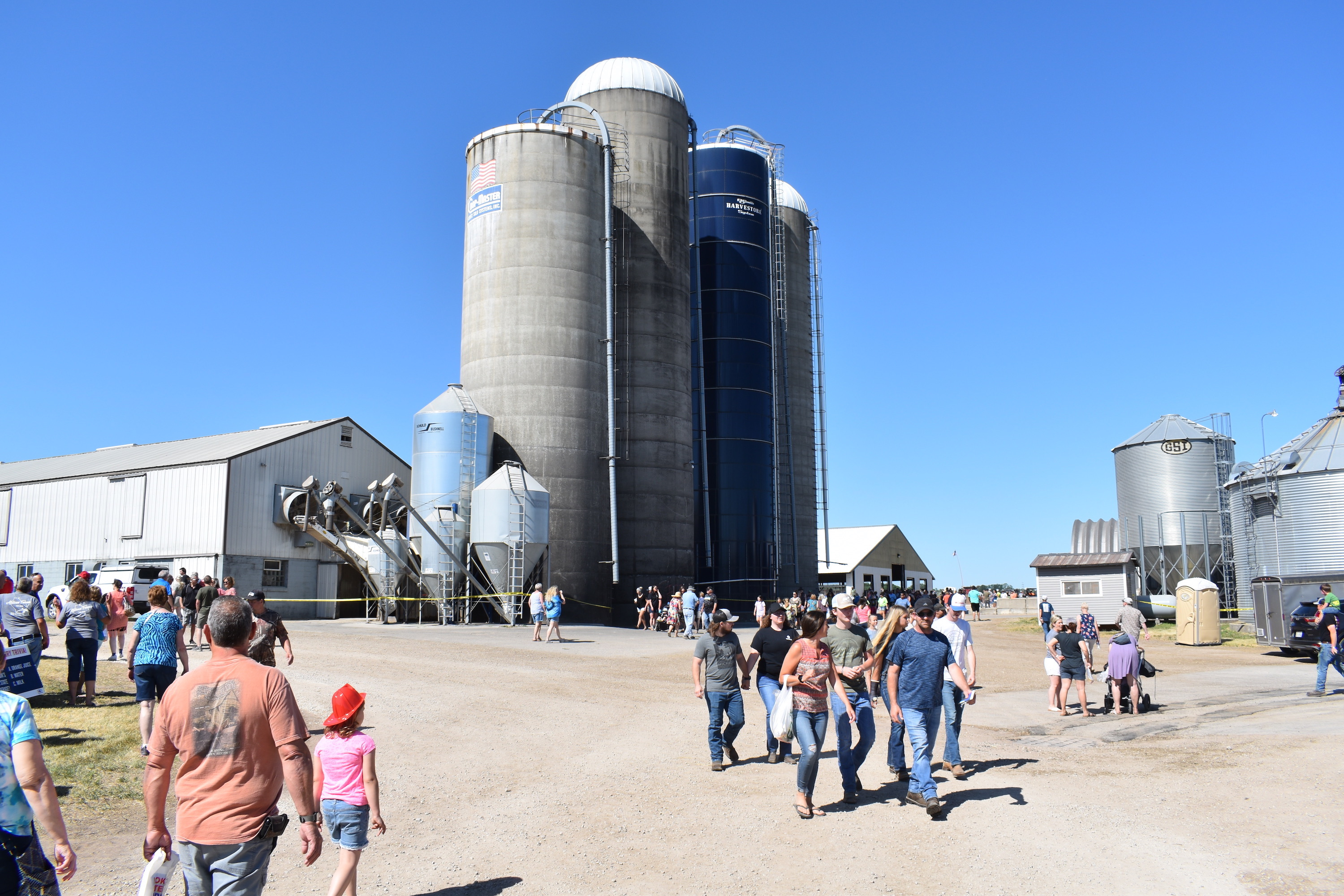 The 2021 Oconto County Breakfast on the Farm was held June 13 at Alsteen Farms in rural Lena.