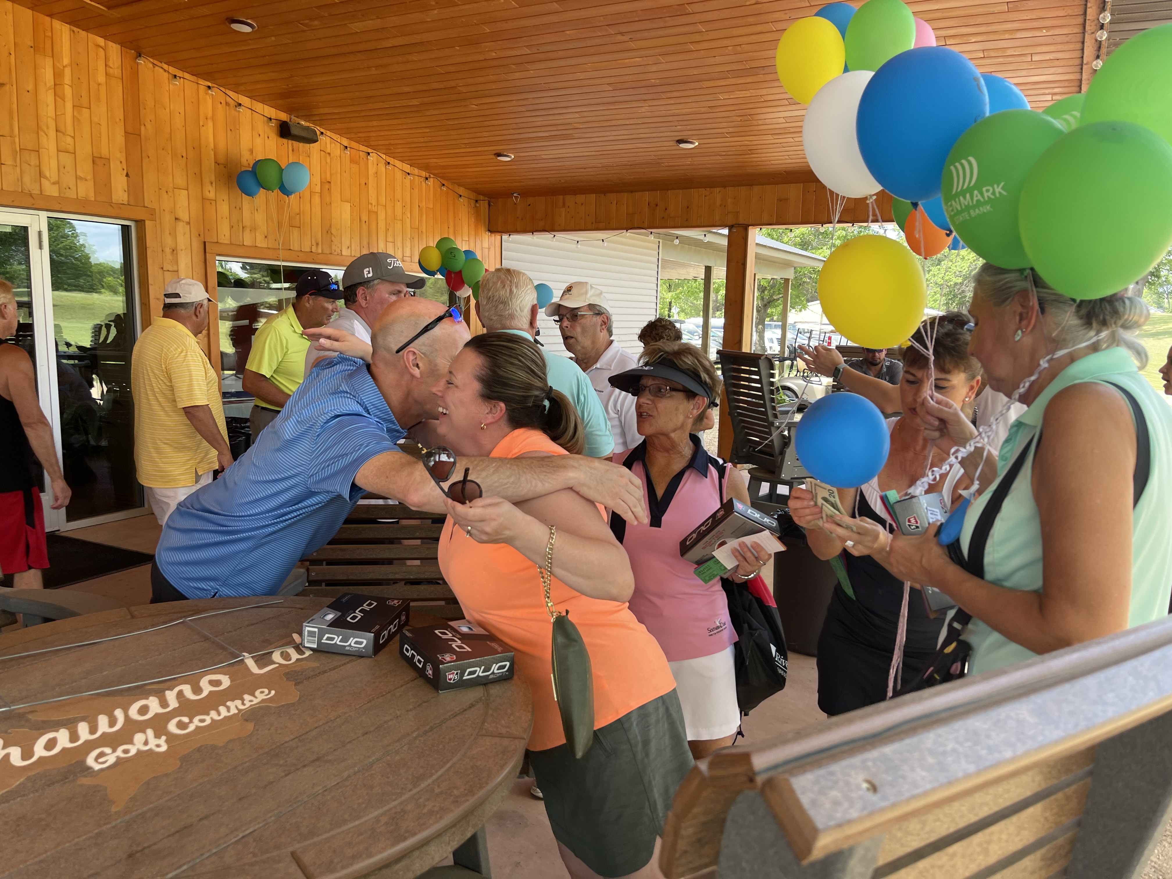 Shawano Area Waterways Management's biggest fundraiser also marks the start of the unofficial golf outing season that continues weekly through the summer.Greg Mellis | NEW Media
