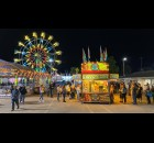 Cooler temperatures didn't slow visitors from having a fun time at the Shawano County Fair on Sept. 4. (Morgan Rode | NEW Media)